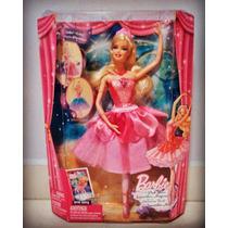 Barbie Zapatillas Mágicas Bailarina