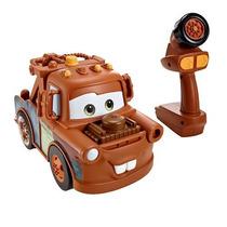 Carro Control Remoto Cars Marca Mattel