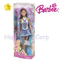 Muñeca Teresa De Barbie Fairytale Magic Mattel Chacao