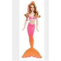 Barbie Sirena Princesa De Las Perlas