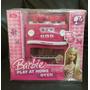 Horno Y Microondas De Barbie. Original.
