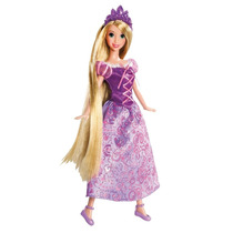 Muñeca Disney Princesa Rapunzel Original Mattel Chacao