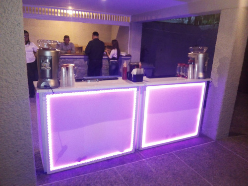 Barras Moviles, Bartender, Sifon De Cerveza, Cocteles