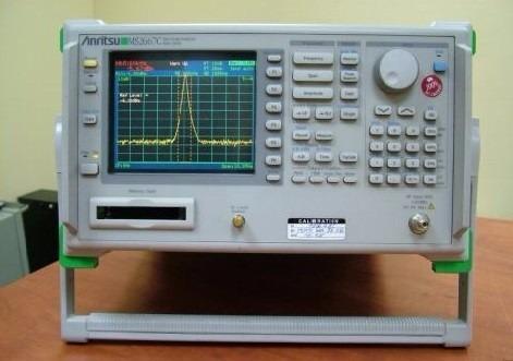 Barrido Frecuencias Análisis Espectro Radioeléctrico Smartel