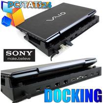 Replicador De Puertos Para Laptops Sony Vaio Serie S Nuevos