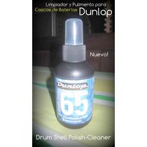 Vendo Limpiador Y Pulimento Para Cascos De Percusión Dunlop