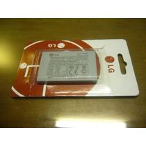 Bateria Lg Lgip400n Lgip-400n P503 P500 P520 P505 P509 Gx200