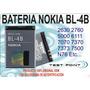 Bateria Bl-4b Original Nokia N76 7500 7370 7070 5000 2760 Q9