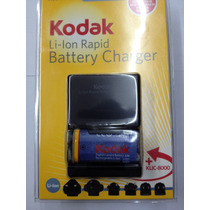 Cargador Rapido De Bateria Kodak Klic 8000 + Klic 8500 Kodak