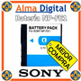 Bateria Npfe1 F Camara Sony Dsc-t7 T7/b T7/s Np-fe1