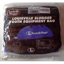 Bolso Batera Lousville Slugger Juvenil Color Azul Nueva