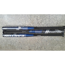 Bates Easton De Softball 34 X28 34 X30 Totalmente Aluminio