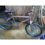 Bicicleta Cromada Ring 20