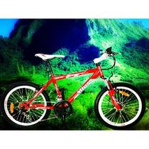 Bicicleta Miura Montañera Rin 20 Nueva
