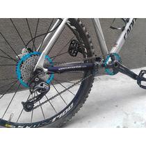 Bicicleta Cannondale Trail Sl4, Talla L 18 Rin 26