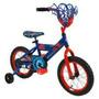 Bicicleta Rin 14 Del Hombre Araña Spiderman Importada