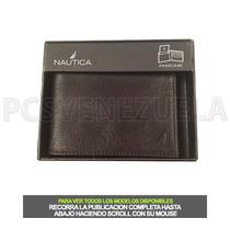 Billeteras Para Caballeros Marcas Reconocidas 100%original