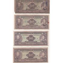 Billetes Antiguos Venezolanos Combo 1