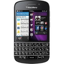 Blackberry Q10 16gb Liberado Cam 8mp Qwerty Tienda Fisica