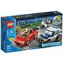 Lego City Persecución A Toda Velocidad Original 60007