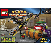 Lego Super Heroes 76013 Batman: La Aplanadora Del Guason