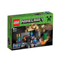 Lego Minecraft La Mazmorra Original 21119
