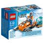 Lego City Moto Nieve Artica Juguete Coleccion Original 60032