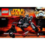 Lego City Nave Star Wars Shadow Troopers Importado Original