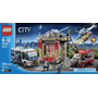 Lego City Asalto Al Museo Helicóptero Con Luces Modelo 60008