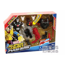 Transformers Super Hero Mashers De Hasbro