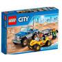 Lego City Trailer Buggy Dunas Modelo 60082
