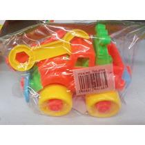 Carro Armable Y Desarmable En Plastico