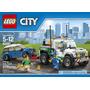 Lego City Camion Grua Grea Vehicles Pickup Tow Truck:60081