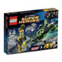 Lego Superheroes 76025 Linterna Verde Vs Siniestro