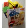 24 Bloques Grandes De Lego Niños De +18meses Amloid