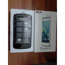 Vendo Telefono Blu Studio X Nuevo Con Todos Sus Accesorios