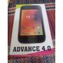 Teléfono Celular Blu Advance 4.0 Con Android Negro Y Blanco