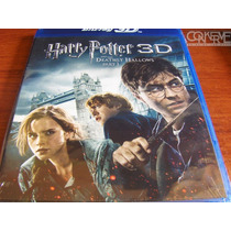 Harry Potter & The Deathly Hallows Part 1, Bluray 3d Combo