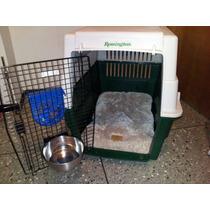 Kennel / Jaula Grande Para Mascotas, Aprovada Por La Iata, P