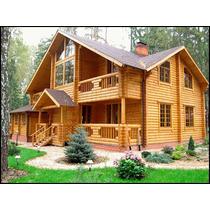 Aprende Y Construye Casas Cabañas Madera Planos Ideas
