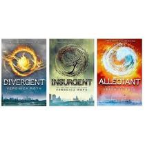 5 Libros Saga Divergente Completos En Español - Digital Pdf