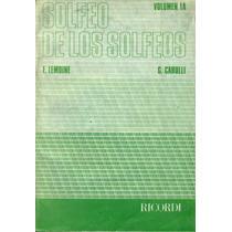 Solfeo De Los Solfeos 1a Y 3a - Libro Digital - .pdf