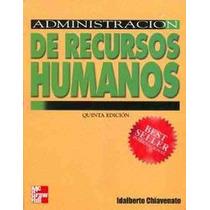 Libro Digital Administración D Recursos Humanos Idalberto C.