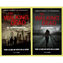 The Walking Dead - 3 Libros Digitales Pdf, Epub