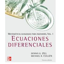 Ecuaciones Diferenciales / Zill /cullen/ Libro Digital Pdf