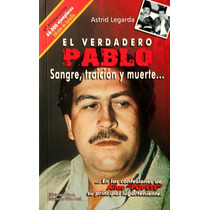 3 Libros Pablo Escobar,incluye 3 Pdf, Ebook, Libro Digital
