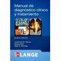 Libro Pdf Diagnóstico Clínico Y Tratamiento Tierney Medicina