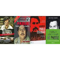 Pablo Escobar Mi Padre - 4 Novelas - Pdf