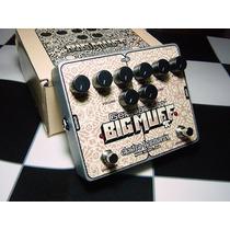 Bigmuff Electro-harmonix Germanium 4 Distorsion Overdrive