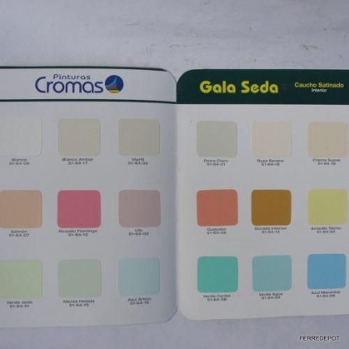 Brillo De Seda Cromas Gala Seda - BsF 390,00 en MercadoLibre